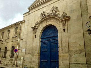Recollects Convent (Versailles) convent located in Yvelines, in France