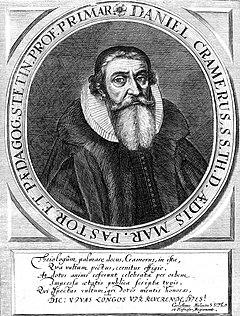 Daniel Cramer German theologian