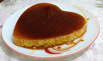 Crème caramel - Home made caramel pudding, Mumbai