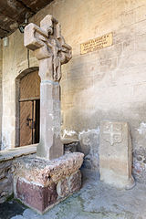 croix de carrefour du Puech