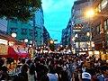 Crowd at Azabujuban festival.jpg