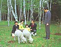 Crown Prince Akihito and Crown Princess Michiko with their children (1977).jpg