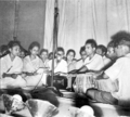 Cultural Program at Karjon Hall April 1954 1.png