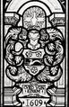 Curd von Einem-Wappen 1609 Jakobikirche zu Einbeck.png