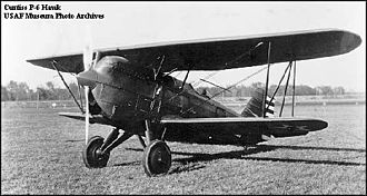 Curtiss P-6 Hawk - Curtiss P-6A Hawk, 29-260, with fatter and deeper fuselage and new oleo-pneumatic landing gear