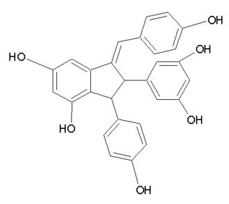 Cyphostemmin B - Image: Cyphostemmin B