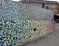Düsseldorf, neues Mosaik von Hermann-Josef Kuhna an der Freitreppe April 2017 (4).jpg