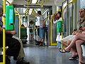 D1 Combino tram interior.jpg