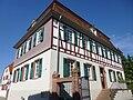 DA-Wixhausen paroĥa domo Pfarrhaus 1.jpg