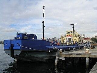 DMS Maritime Australian company