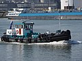 DWS 14 Waterval (ship, 1985) ENI 02009391, Botlek, Port of Rotterdam pic1.JPG