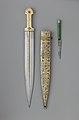 Dagger (Qama) with Sheath and Knife MET DP219464.jpg