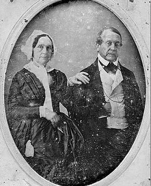 Stephen Foster - Eliza Tomlinson Foster and William Barclay Foster
