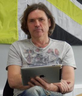 "Dale Vince British ""green energy"" industrialist"