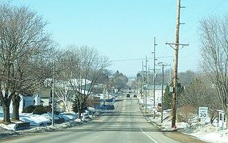 Dane, Wisconsin - Image: Dane Wisconsin 1WIS113