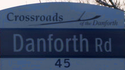 Danforth Road Sign.png