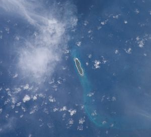 Danger Island - Danger Island on the western rim of the Great Chagos bank