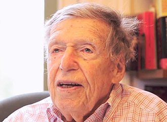 Daniel Aaron - Aaron in a 2010 interview