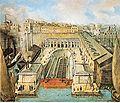 Darsena di Genova-bacino di carenaggio del 1851.jpg