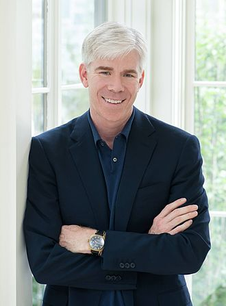 David Gregory (journalist) - David Gregory at his home in Washington, DC