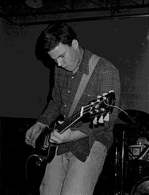 David Grubbs - David Grubbs live in 1985 with Squirrel Bait