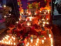 Day of the Dead altar to Frida Kahlo in Orizaba 01.jpg