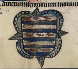 Arms of Ailmer de Valence