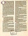 De adscriptis numero noningentis, dialeticis, moralibus, phisicis, mathematicis ... placitis disputabit publice Johannes Picus Mirandulanus Concordie Comes.jpg