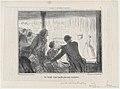 De l'utilité d'une famille pour une cantatrice, from Croquis Parisiens, published in Le Charivari, January 28, 1857 MET DP876632.jpg