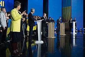Debates of Petro Poroshenko and Vladimir Zelensky (2019-04-19) 01.jpg
