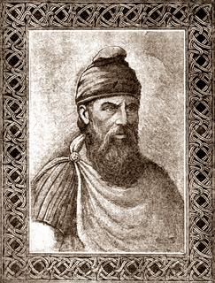 Decebalus king of Dacia