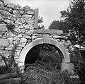 Del podrte hiše, pri Ikotovih, Gradišče 1955.jpg