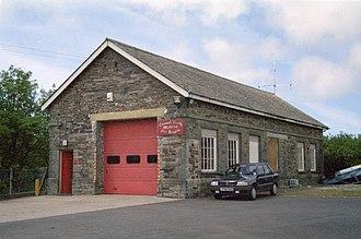 Delabole - Delabole Fire Station
