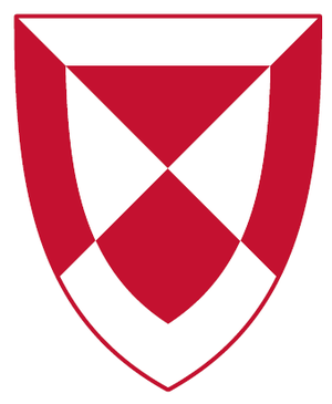 Norwegian Bar Association - The association's heraldic emblem from 1983