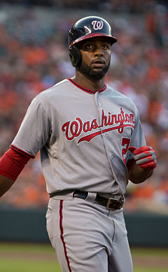 Denard Span on May 29, 2013.jpg