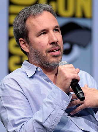Denis Villeneuve - Villeneuve at the 2017 San Diego Comic-Con