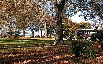 Denny Park (Seattle) - Denny Park in 2004