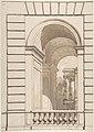 Design for Stable Arches, Hôtel Candamo MET DP806912.jpg