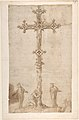 Design for a Crucifix with the Virgin Mary, Saint Mary Magdalen, and Saint John MET DP801504.jpg