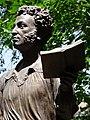 Detail of Sculpture in Park - Gyumri - Armenia (19077604078) (2).jpg