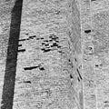 Detail verkankerde bakstenen zuid-west hoek toren - Monster - 20160386 - RCE.jpg