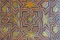 Details ceiling Cuarto dorado Alhambra, Granada, Andalusia, Spain.jpg