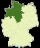 Deutschland Lage von Norddeutschland.png
