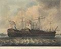 Deux vaisseaux francais capturés au combat de Prairial en 1794.jpg