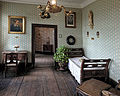 Die Räume der Dichterin Annette von Droste auf der Meersburg. In diesem Zimmer verstarb sie am 24. Mai 1848.jpg
