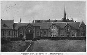 Diepenveen Klooster Sion
