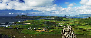 County Kerry - The Three Sisters, West Kerry.