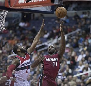 Dion Waiters - Waiters with the Miami Heat