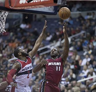 Dion Waiters - Waiters with the Heat in November 2016