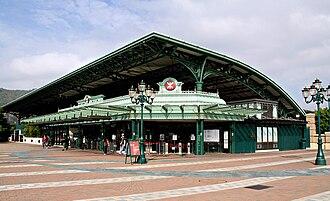 Disneyland Resort station - Station exterior